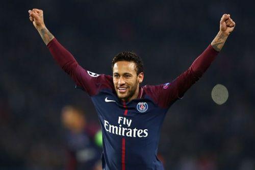 Where will Neymar play next season?