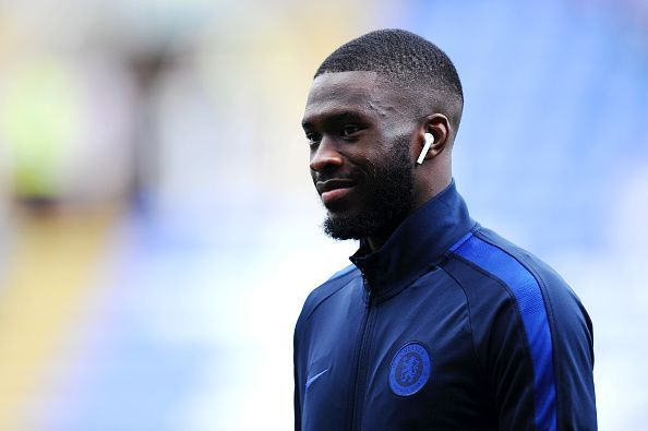 Fikayo Tomori was awarded a surprise start by Frank Lampard
