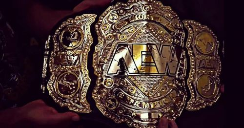 The top prize in All Elite Wrestling will be defended on October 16