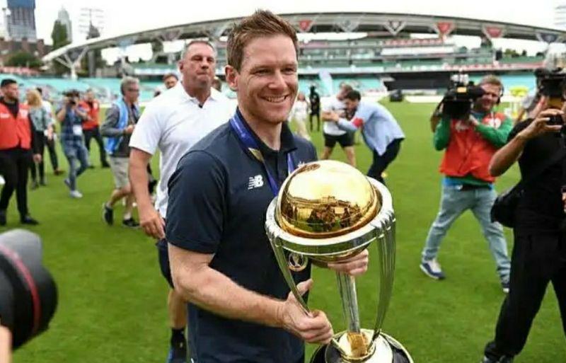 England world cup winner Eion Morgan needs