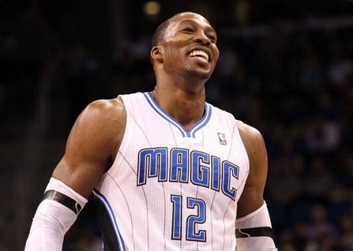 Dwight Howard emerged as one of the biggest stars in the league during his spell in Orlando