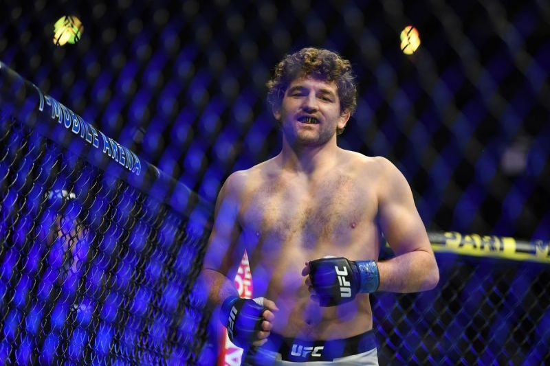 Ben Askren will be returning to the Octagon later this year