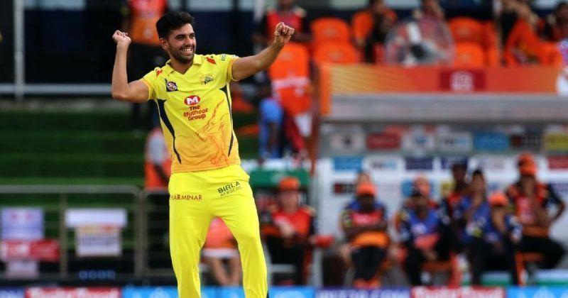 Chahar can be a reliable batsman at No. 8 or No. 9