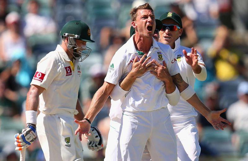 मेलबर्न टेस्ट में डेल स्टेन के 10 विकेट