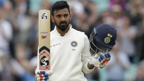 KL Rahul: The most experienced opener in the squad.