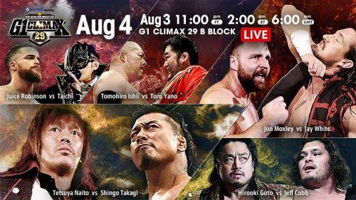 Image Courtesy: NJPW