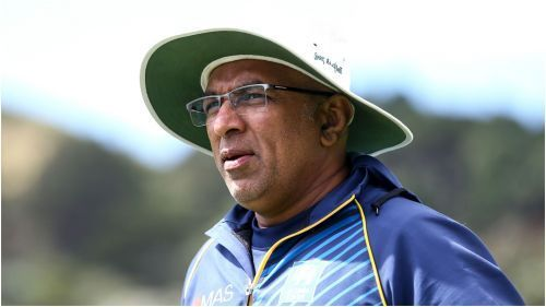Departing Sri Lanka coach Chandika Hathurusingha