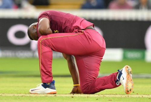 Andre Russell rules himself out of the first two T20Is against India, Jason Mohammed named replacement
