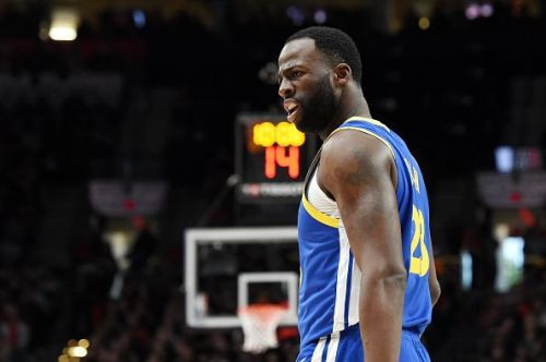 Draymond Green has committed his future to the Golden State Warriors