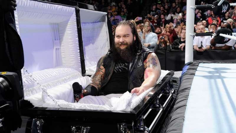 Is Wyatt the one to replace the Undertaker?