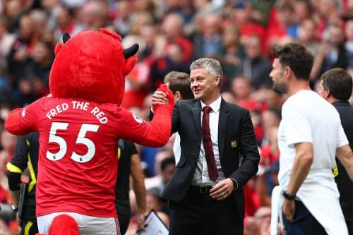 Solskjaer trusted his team to deal with Chelsea's initial threat