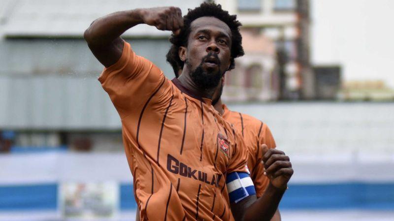 Marcus Joseph scored 11 goals in the Durand Cup