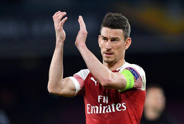 Koscielny refused to go on Arsenal