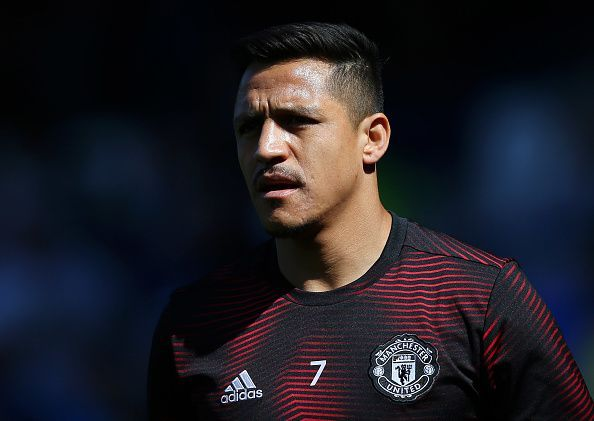 Alexis Sanchez could be an option for the No. 10 role, provided he stays beyond the transfer window.