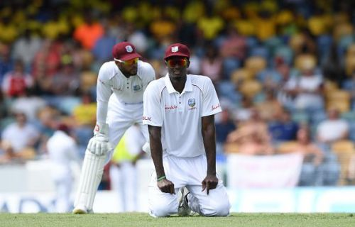 The cornerstones of the West Indian team