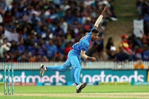 हार्दिक पांड्या की भारतीय टी20 टीम में वापसी