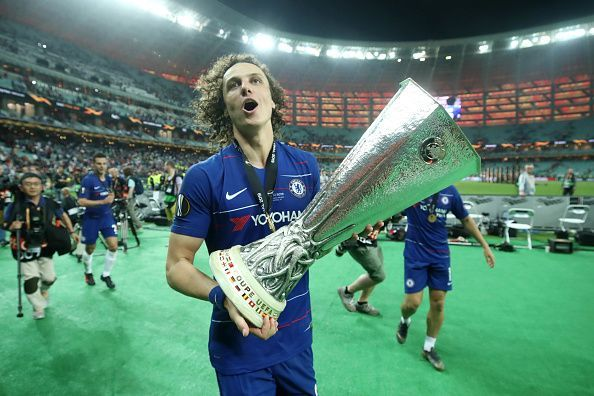 David Luiz is close to sealing a controversial move to Arsenal
