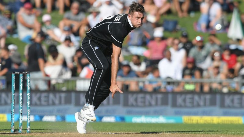 New Zealand paceman Tim Southee