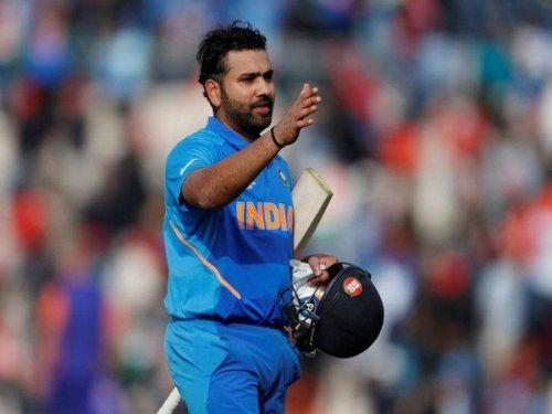 The record-breaker Rohit Sharma