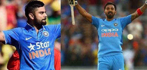 The two pillars of the Indian middle-order in T20Is.