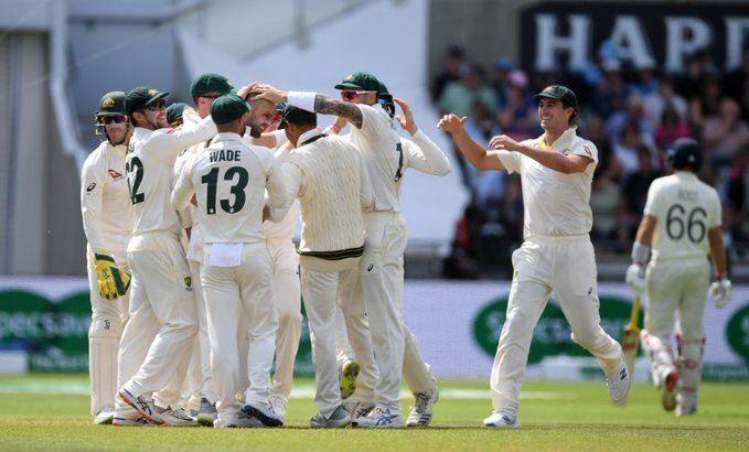 ऑस्ट्रेलिया ने खेल के पांचवे दिन एक शानदार जीत हासिल की