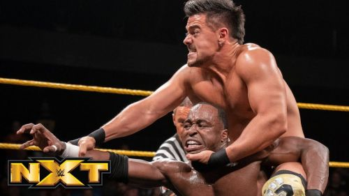 Angel Garza was one of the standouts in the NXT Breakout Tournament