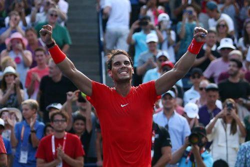 Rogers Cup Toronto 2018 - Rafael Nadal