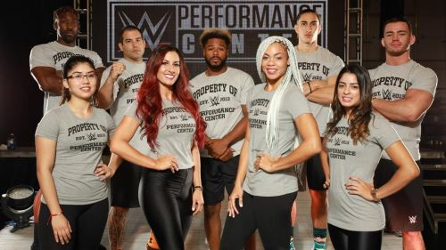 There are nine new Superstars in training!