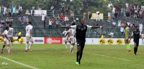 Kouassi scored five.