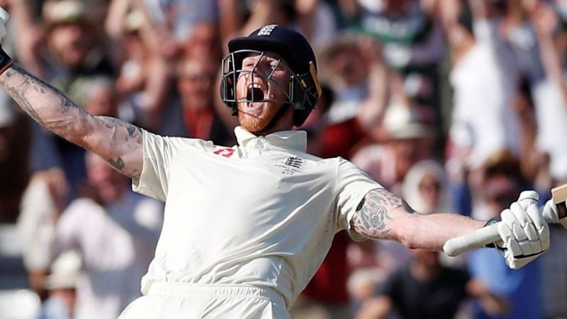 Cricketing Fraternity Salutes Ben Stokes For Ashes Heroics