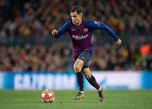 Coutinho has failed to live up to his prize tag at Barcelona
