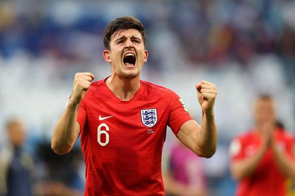 United snapped up Harry Maguire for a whopping amount of money