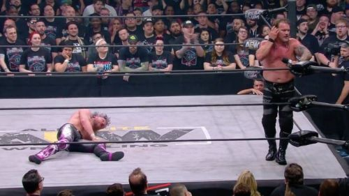 Chris Jericho and Kenny Omega are well known to most wrestling fans