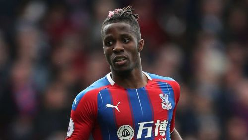 Zaha is on the verge of joining Everton