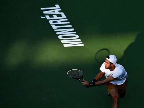 Karen Khachanov has been in fine form coming into the hard court season.