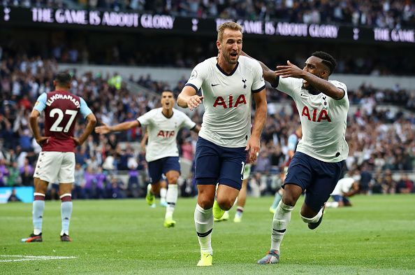 Could Harry Kane shoot Arsenal down again this weekend?
