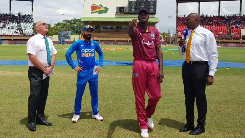 भारत बनाम वेस्टइंडीज़