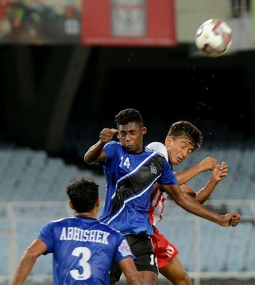 Indian Navy played their hearts out against ATK