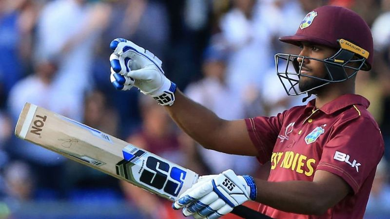 Nicholas Pooran played some eye-catching innings in the World Cup.