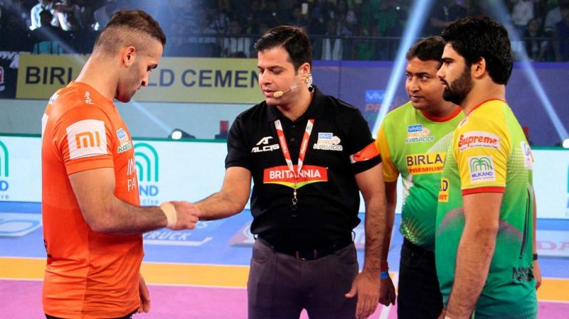 The fans will witness the clash between Fazel Atrachali and Pardeep Narwal when Patna Pirates battle U Mumba