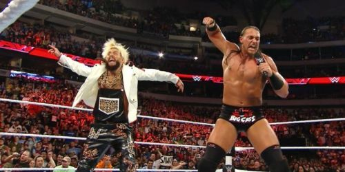 The WWE Universe has always been a fan of these two