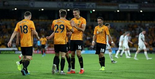 Wolverhampton Wanderers v Crusaders – UEFA Europa League Second Qualifying round: 1st Leg