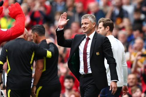 Solskjaer's pressing tactics worked a charm