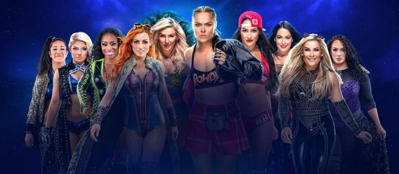 Evolution 2018 - with Ronda Rousey front and center