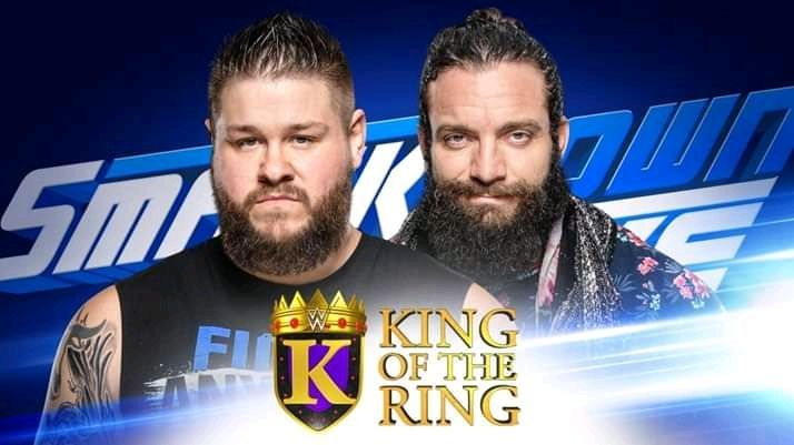 Set for SmackDown Live