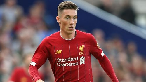 Liverpool attacker Harry Wilson
