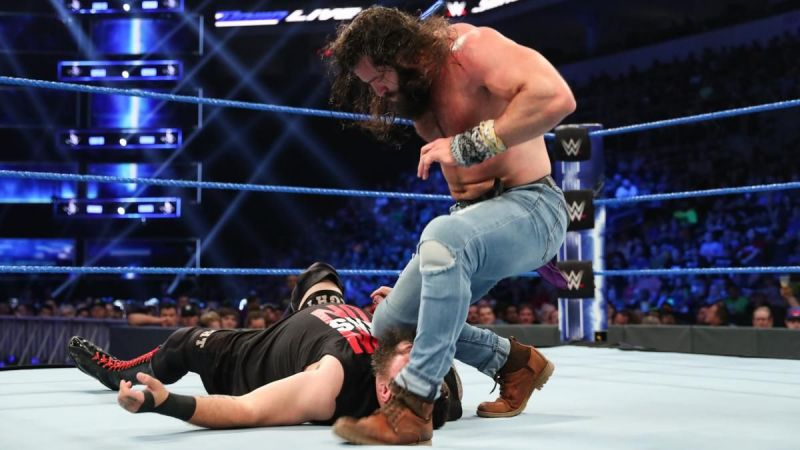 SmackDown Live was the home of a number of interesting botches this week