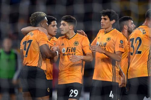 Wolverhampton Wanderers will be looking for their third successive victory over Manchester United at the Molineux.
