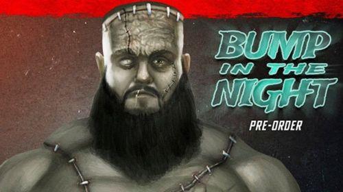 Braun Strowman goes Bump In The Night in WWE 2K20 Originals