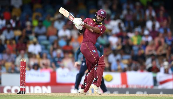 West Indies v England - 2nd One Day International